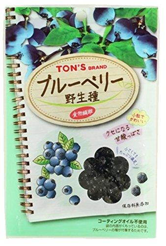 東洋ナッツ TNSF野生種ブルーベリー 40g×10袋