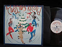 A Christmas Record (UK 1st pressing vinyl LP)
