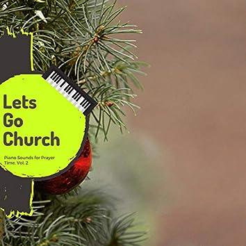 Lets Go Church - Prayer Sounds Of Christmas, Vol. 2