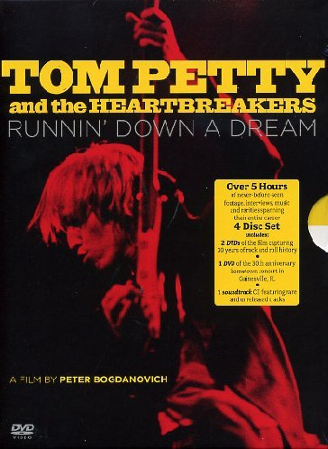 Tom Petty - Runnin' Down A dream (3 DVDs + CD)
