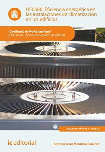 Eficiencia energética en las instalaciones de climatización en los edificios. ENAC0108