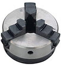 Proxxon 27026 - Plato de 3 mordazas para el torno DB 250, utilizable para una sujeción concéntrica
