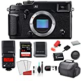 FUJIFILM X-Pro2 Mirrorless Digital Camera Body Only - Kit with TT350F Mini TTL Flash + More