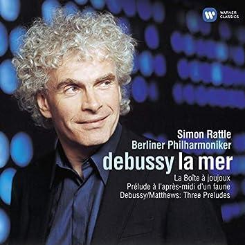 Debussy: La mer & Orchestral Works