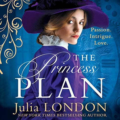 The Princess Plan Audiobook By Julia London cover art