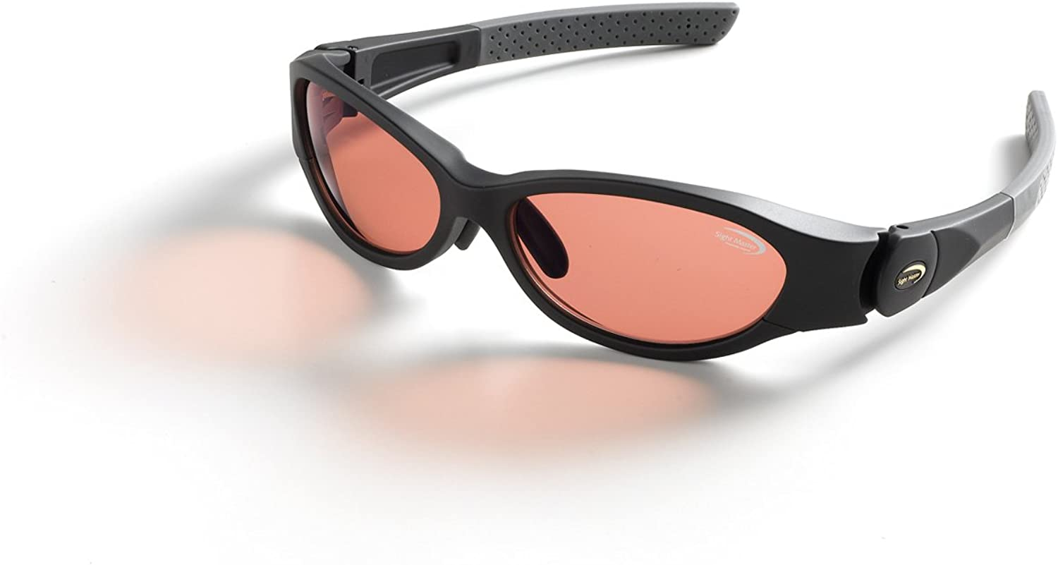 Timuko (TIEMCO) Sunglasses Vector Black 17.5 × 58 × 35 × 150mm Light pink