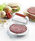 Westmark Hamburgermaker mit Patty-Hebevorrichtung, Hamburger-Presse, Innendurchmesser 11 cm,...