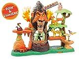 Simba - La Garde Du Roi Lion - Playset Ascension de Scar + 1 Figurine