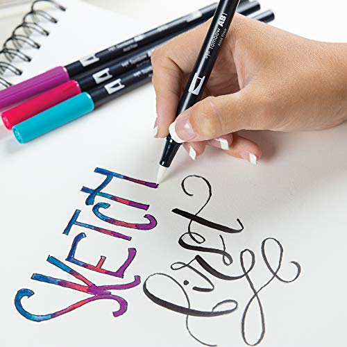 """Tombow Lettering Set """"Advanced"""" - 5"""