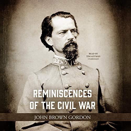 Reminiscences of the Civil War cover art