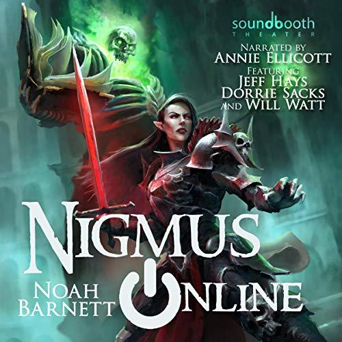 Nigmus Online cover art