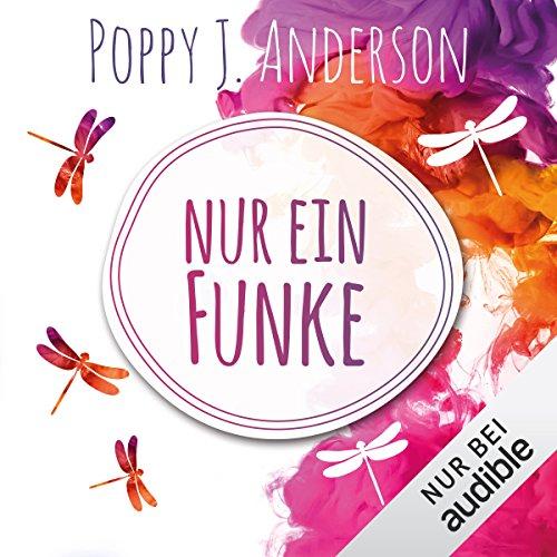 Nur ein Funke audiobook cover art