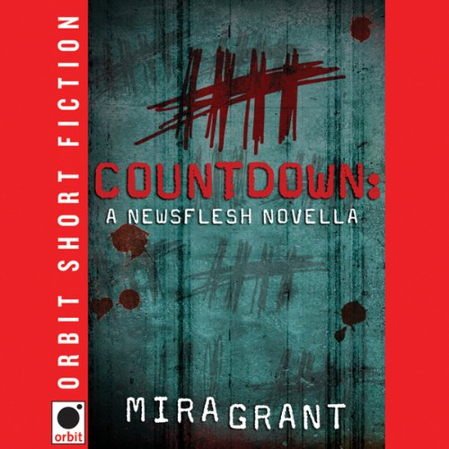 Countdown     A Newsflesh Novella              Auteur(s):                                                                                                                                 Mira Grant                               Narrateur(s):                                                                                                                                 Brian Bascle                      Durée: 2 h et 15 min     Pas de évaluations     Au global 0,0