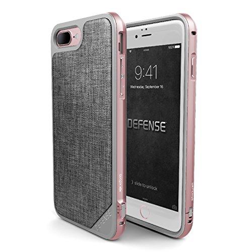 Capa para Iphone 7 Plus Iphone 8 Plus, X-Doria, Xd58-01, Rosa