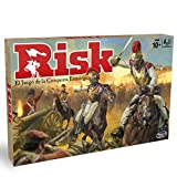 Hasbro Gaming- Risk Gaming Clasico Juego de Mesa, Multicolor, Miscelanea...