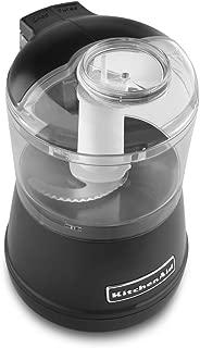 KitchenAid KFC3511OB 3.5-Cup Food Chopper - Onyx Black