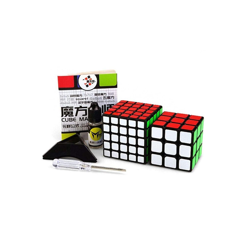 可聴厚さ釈義Jinfengtongxun ルービックキューブ、滑らかなルービックキューブ、高品質のデザインスタイルを使用して、ギフトとして使用することができます。 丈夫 (Edition : Third order and fifth order)