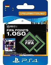 FIFA 21 Ultimate Team 1050 FIFA Points | PS4 (inkl. kostenlosem Upgrade auf PS5) Download Code - deutsches Konto