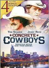 Concrete Cowboys with 4 Bonus Films