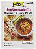 Lobo Würzpaste Masman Curry 50g, 12er Pack (12 x 50 g)