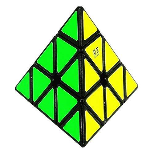 Ludokubo Qiyi Pyraminx Qiming A - Negro