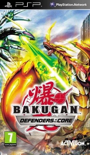 Bakugan Battle Brawlers: Defender of the Core (PSP) [Edizione: Regno Unito]