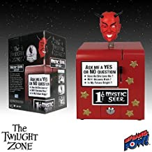 Bif Bang Pow! The Twilight Zone Mystic Seer Replica - Red Head