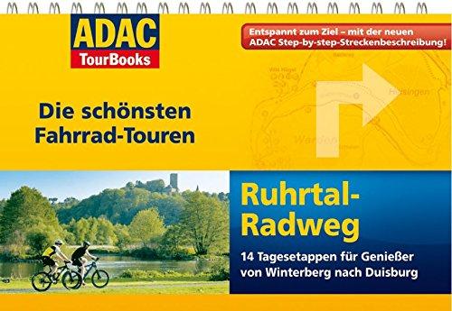 ADAC TourBooks Ruhrtal: Die schönsten Fahrrad-Touren
