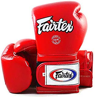 Fairtex BGV9 - Heavy Hitter Mexican Style Boxing Muay Thai Gloves, Kick Boxing, MMA, UFC, Martial Arts