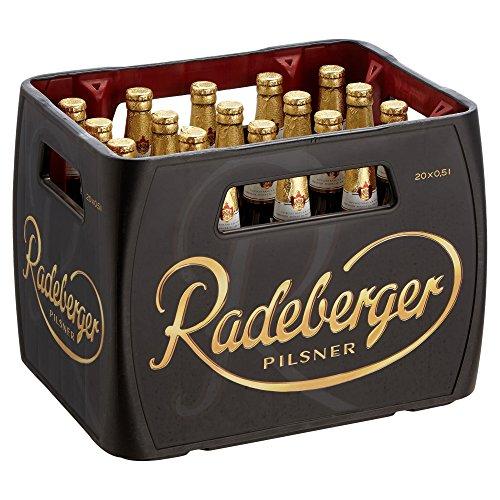 Radeberger Pils MEHRWEG, (20 x 0,5 l)