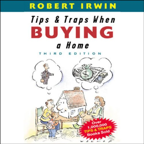 Tips and Traps When Buying a Home, Third Edition cover art