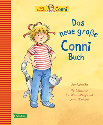 Conni-Bilderbücher: Das neue große Conni-Buch
