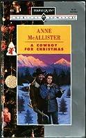 A Cowboy for Christmas (Sensation) 0373164661 Book Cover