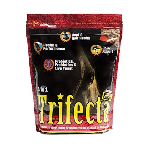 Trifecta 10 lb, 4 Equine Vitamin Minerals in 1 Complete Supplement
