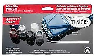 Testors 9119X Testor Corp. Model Car Paint Kit