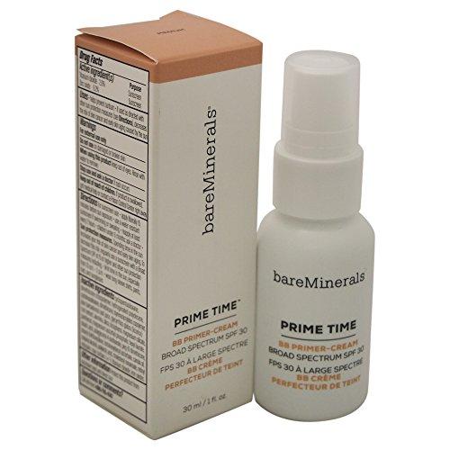 bareMinerals Prime Time BB Primer-Cream SPF 30 - Medium For Women 1 oz Primer