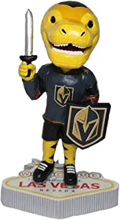 Kollectico LAS Vegas Golden Knights Welcome to LAS Vegas BOBBLEHEAD - Chance