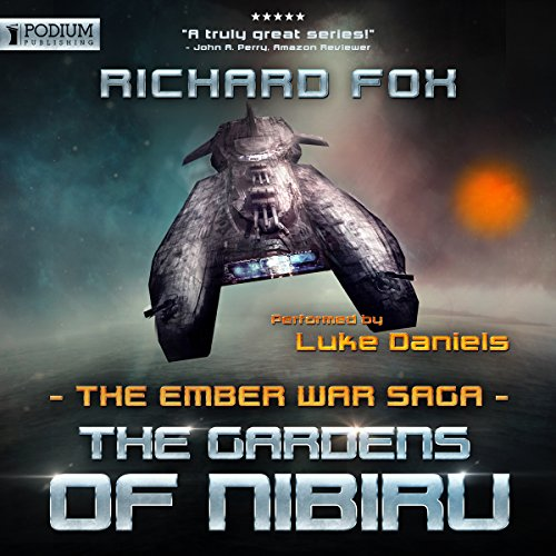 The Gardens of Nibiru audiobook cover art