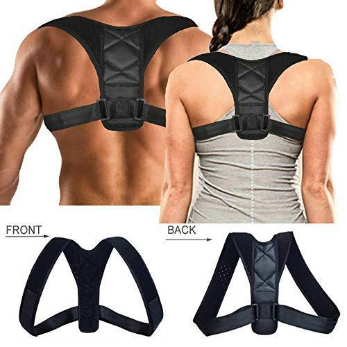 Haltungstrainer,geradehalter Zur Haltungskorrektur Rückentrainer Schulter Rückenstütze,schultergurt Gegen Nacken,schultergurt Haltungskorrektur Für Gerader Rücken Für Damen Herren
