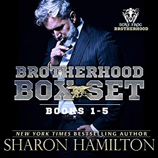 Bone Frog Brotherhood Box Set, Books 1-5 cover art