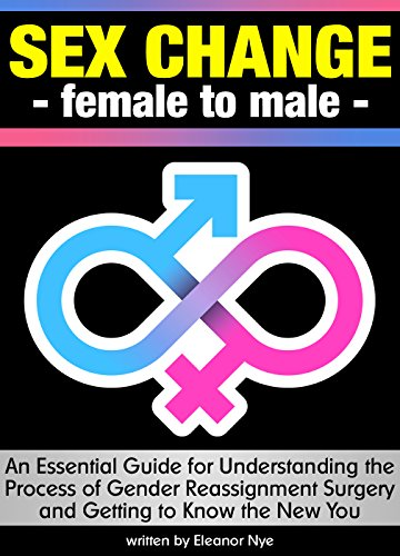 Sex change from male to female