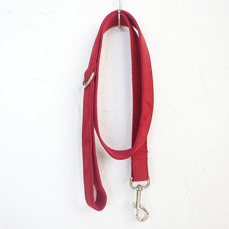 Basic Dog Leashes, Dog Leash for Running,Standard Dog Leashes,Dog Leash and Collar Set,Dog Leash Heavy Duty,Durable,M