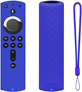 Shockproof Protective Silicone Case/Covers Compatible with All-New Alexa Voice Remote for Fire TV Stick 4K, Fire TV Stick...