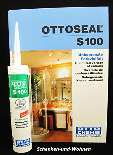 Otto Seal S 100 C67 Anthrazit, Sanitär Silicon