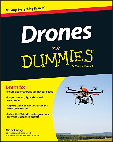 Drones For Dummies (English Edition)