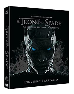 Il Trono di Spade - Stagione 7 (3 Blu-Ray) (B075KFGL3G) | Amazon price tracker / tracking, Amazon price history charts, Amazon price watches, Amazon price drop alerts