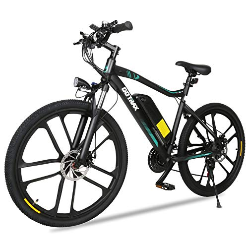 Gotrax Electric Bicycle, BMX Adult E Bike for Commuting and Travel