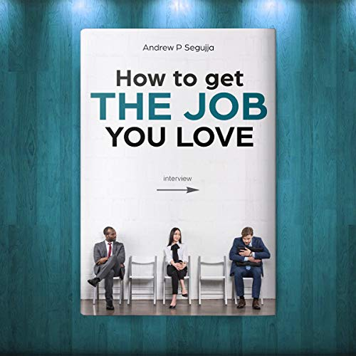 How to Get the Job You Love audiobook cover art