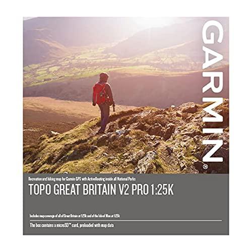 OSAT TOPO Gran Bretaña v2 PRO 1:25K