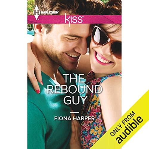 The Rebound Guy audiobook cover art